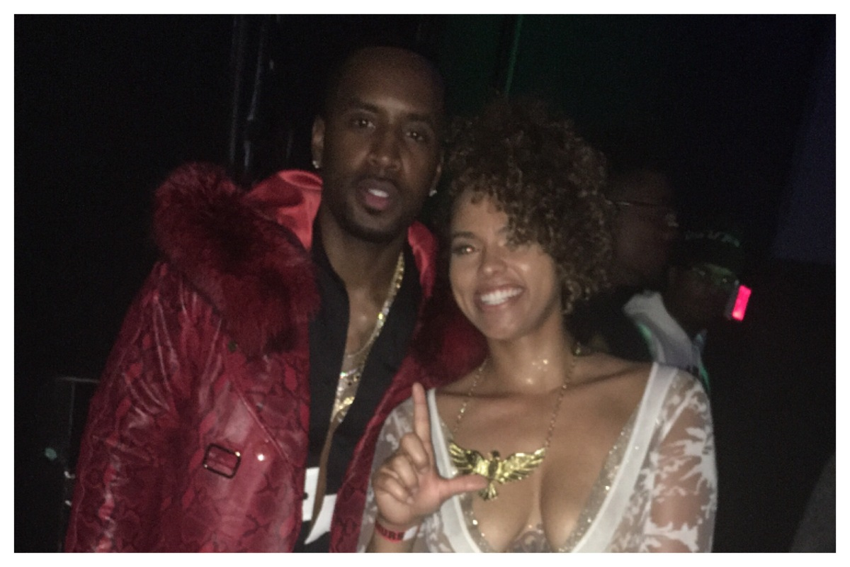 Rich Homie Quan and Safaree