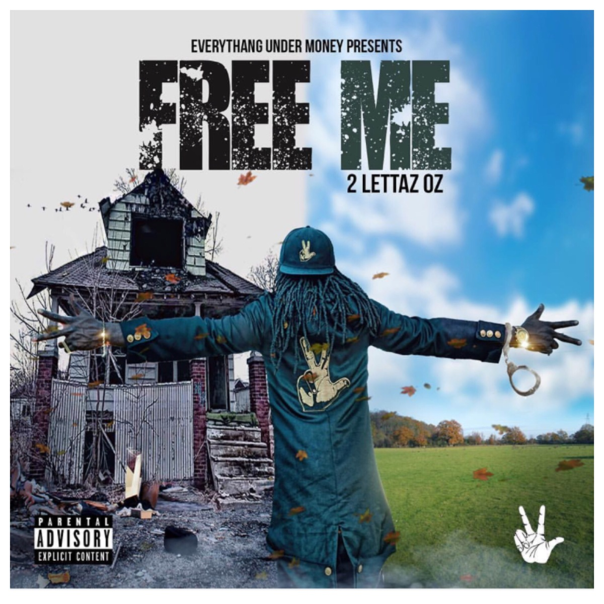 "New Mixtape Release: 2 Lettaz OZ Drops ""Free Me"""